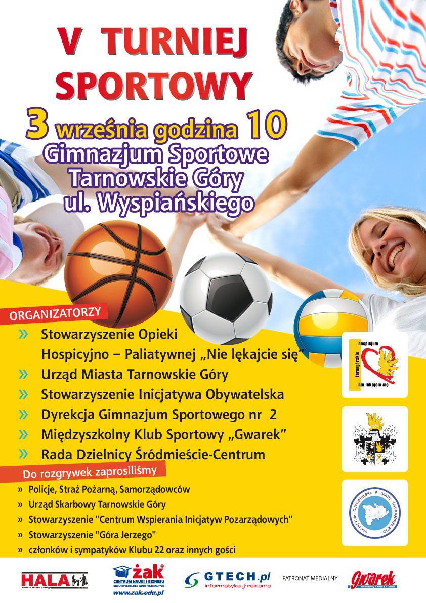 V turniej sportowy 2011